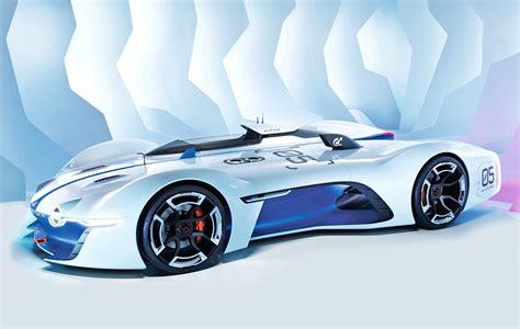 renault alpine vision concept alpine vision gran turismo concept cars diseno art