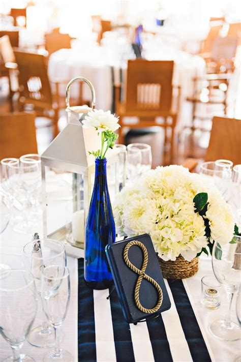 nautical themed table decorations best 25 nautical wedding centerpieces ideas on