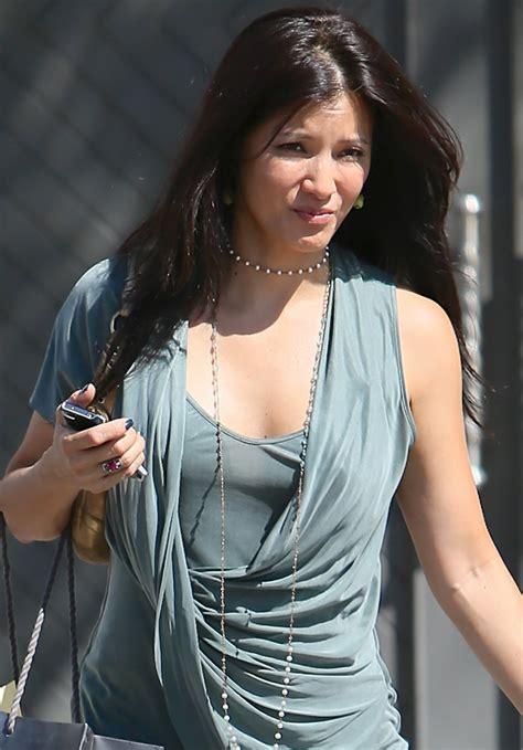 Rihanna Bathtub Kelly Hu 9 Sawfirst Celebrity Pictures