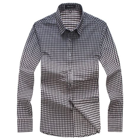 False Two Pieces Fashion Mens Plaid Vest Small Jackets Coats But 1 2014 and summer casual small plaid gradient slim sleeve plaid shirt shirt