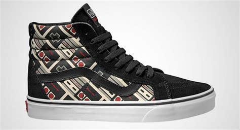 Sepatu Vans Nintendo nintendo vans sneakers sole collector