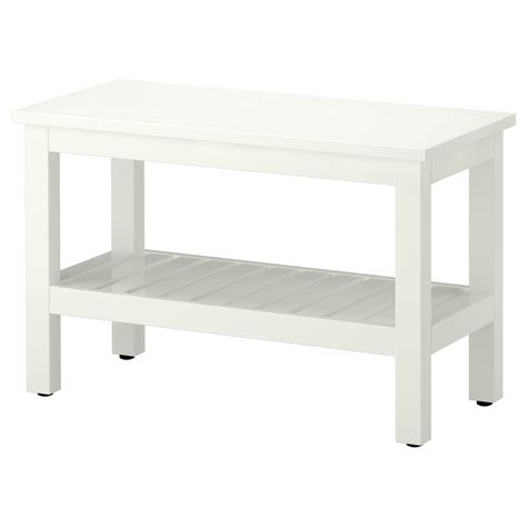 white bench ikea hemnes bench white 83 cm ikea
