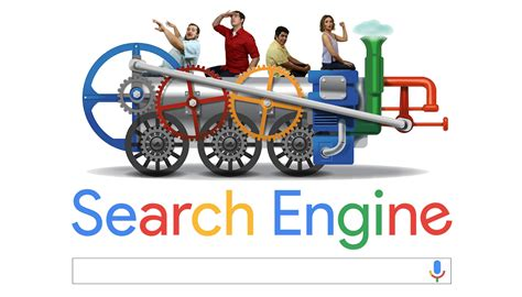 Search Engine by Search Engine And Friends The Second City