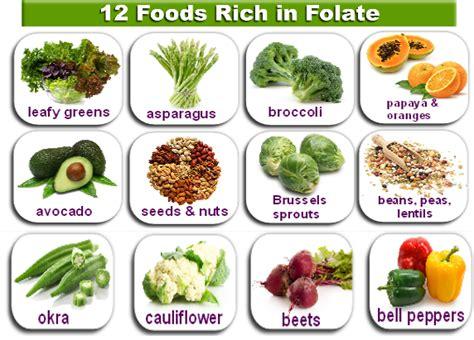 best sources of folic acid folic acid pregnancy food sources