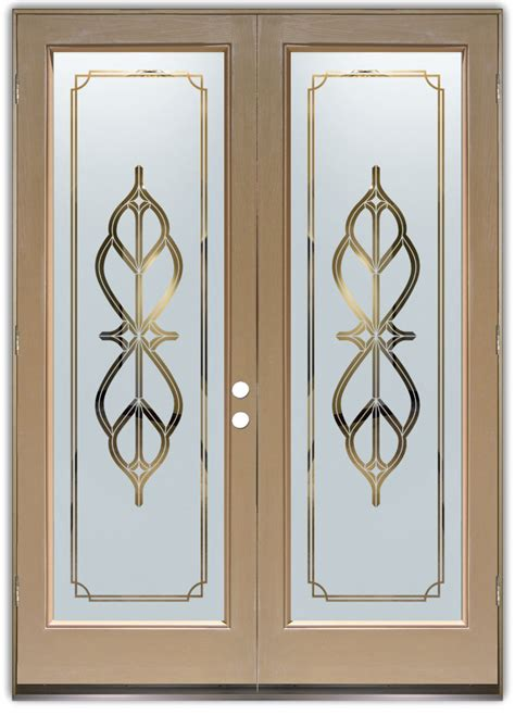 beveled glass front doors entry doors sans soucie glass