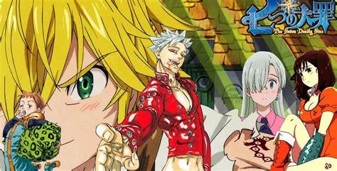 Anime Tvn by Xem Phim Nanatsu No Taizai Imashime No Fukkatsu Ss2