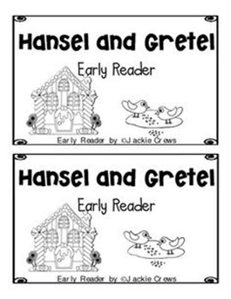 printable version of hansel and gretel 1000 images about hansel and gretel on pinterest early