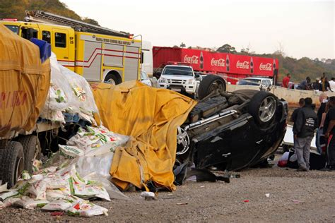 Yesterday Was 911 There I 2 by Photos From Horrific Crash On N2 Road Safety