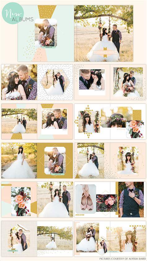 photo album layout inspiration 25 beautiful wedding album layout designs for inspiration