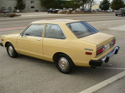 Datsun B210 by School Datsun B210 Classically Efficient Ebay Find