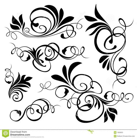 printable vector images element vector stock vector image of ornament advanced