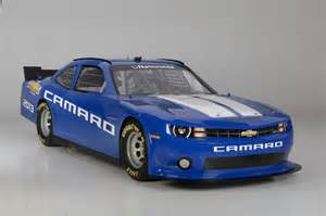 Chevrolet Race Cars 2013 Chevy Camaro Nascar Nationwide Race Car Revealed