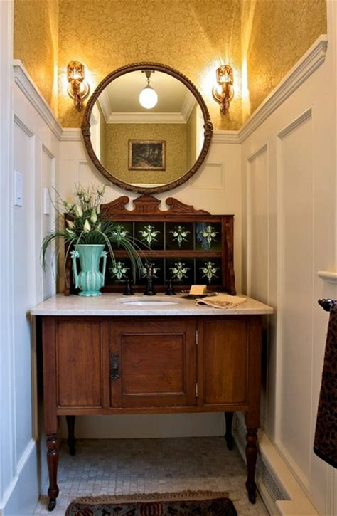stunning craftsman bathroom design ideas