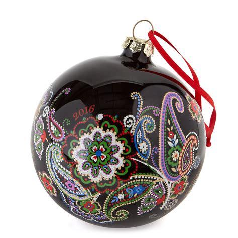 vera bradley ornament
