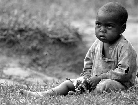 Poor African Kid Meme - black and white photographs by jon atkinson africa
