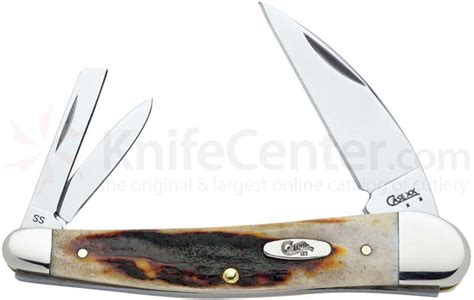 seahorse whittler for sale knives stag seahorse whittler 4 quot closed r5355wh