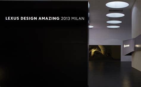 design competition milan lexus design award winners exhibit at milan design week