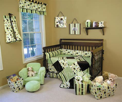 Crib Bedding Sets Boy by Sweet Safari Blue Brown Zebra Baby Boy Crib Bedding Set