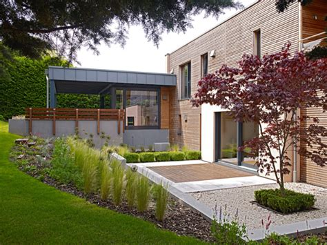 Small Eco House Designs Uk Contemporary Eco Home In Winchester Eco Homes