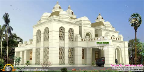 Popular Floor Plans by Islamic Style House Architecture Kerala Home Design And