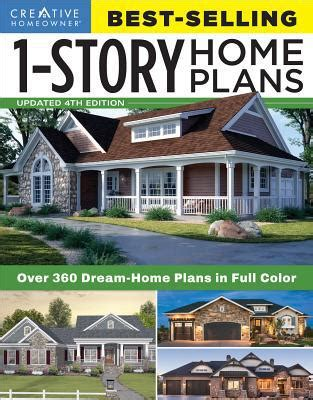 best selling house plans best selling 1 story home plans updated 4th edition