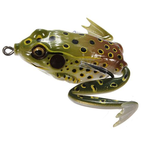 Soft Fishing Frog Lures Bass Baits Crankbaits Tackles Hooks topwater frog fishing soft lure crankbait hooks bass bait tackle 40mm 55mm ebay