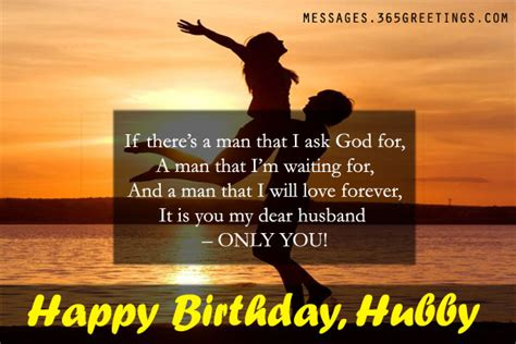 Happy Birthday Wishes To From Husband Birthday Wishes For Husband 365greetings Com