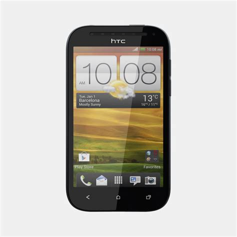 htc sv mobile htc sv mobile phone 3d model