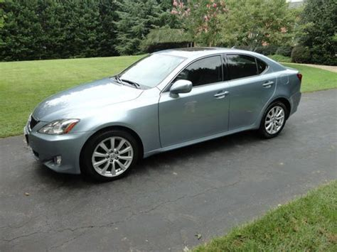 how does cars work 2008 lexus is navigation system find used 2008 lexus is250 awd navigation ventilated seats garage kept in owings mills