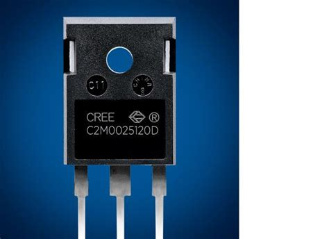 silicon carbide mosfet integrated circuit technology silicon carbide mosfet 1200v 25 mohms in to 247 eete power management