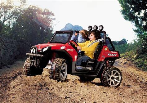 chlidrens  road vehicles rzr polaris red ranger