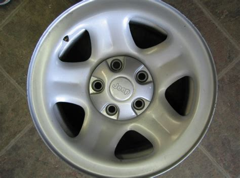 Stock Jeep Rims Painting Stock Rims Jeep Forum