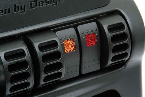 Jeep Tj Switch Panel New Daystar Switch Panel 11 13 Wrangler Jk Dash Jeep Us