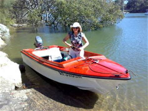 runabout boat lights boat runabout with 30hp outboard motor trailer nav