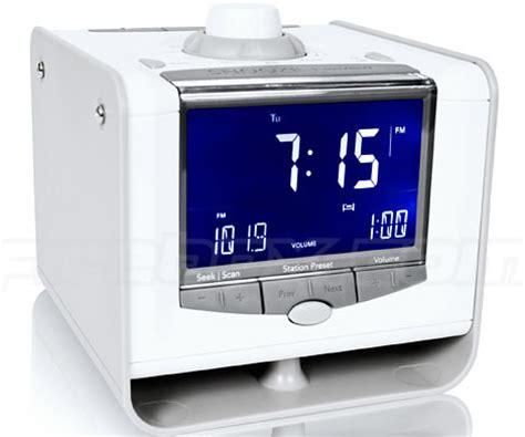 electronic 7 day alarm clock radio