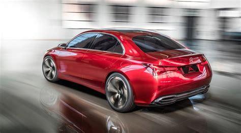mercedes e klass sedan 2017 shanghai 2017 mercedes a concept sedan sous la
