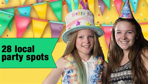 teen places for birthday parties hudson valley all at these 28 local spots