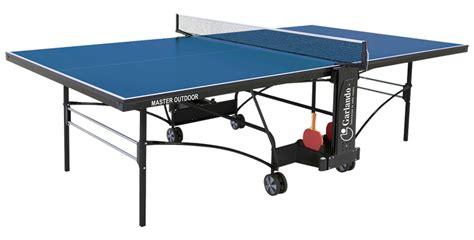 tavolo da ping pong da esterno tavolo garlando ping pong master outdoor da esterno