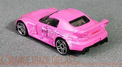 Wheels Fast Furious Series Honda S2000 Pink fast furious honda s2000 orange track diecast