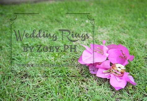 Wedding Ring Zoey by Wedding Rings By Zoey Ph Reigningstill