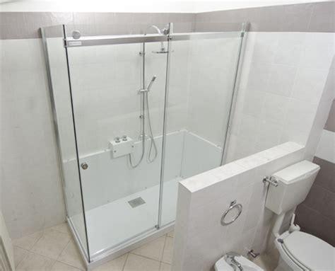 da vasca a doccia fai da te da vasca a doccia con grandform bricoportale fai da te