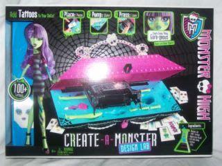 monster high doll design lab monster high create a monster siren y0419 on popscreen