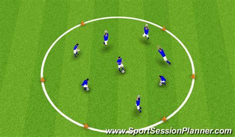 soccer interactive football soccer in drills goalkeeper warm up