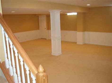 basement basement finishing cost with plain color