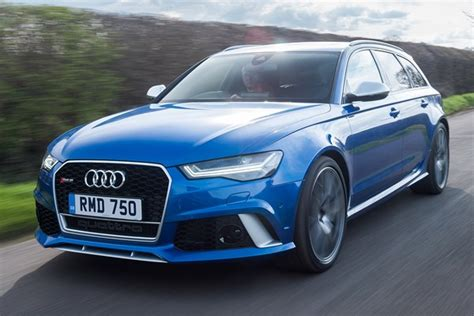 Audi Rs6 Price Uk by Audi A6 Rs6 Avant From 2013 Used Prices Parkers