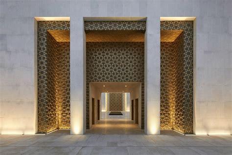 masjid entrance design john mcaslan partners jumma mosque