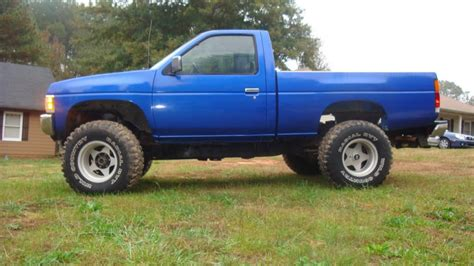 blue nissan truck 1996 nissan truck blue 200 interior and exterior images