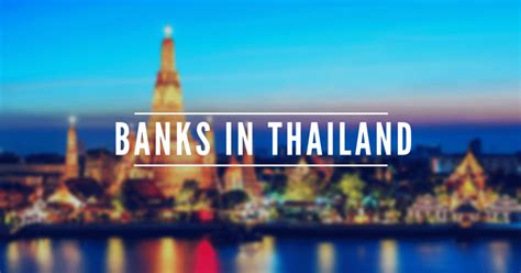 Top 10 Banks In Thailand