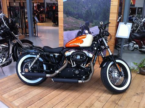 Harley Davidson West by 48 Custom Harley Davidson West Flanders