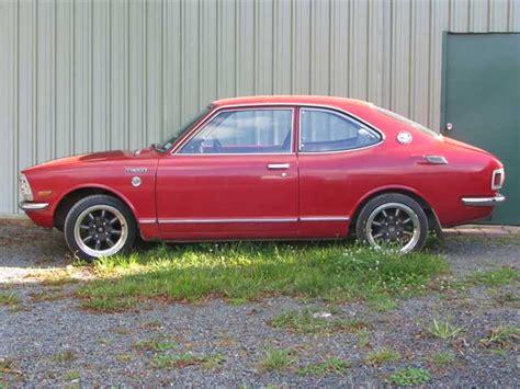 1972 Toyota Corolla Coupe My 1972 Ke25 Corolla Coupe
